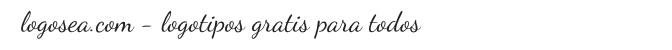 Tipografía dancing-script Logosea.com - Diseñador logotipos gratuito