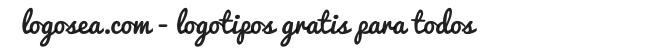 Tipografía pacifico Logosea.com - Diseñador logotipos gratuito